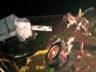Orta Amerika Guatemala'da illegal uçak düştü