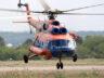 Mi-8 Rusya'da inişte kaza yaptı