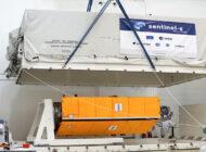 Airbus'ın Copernicus Sentinel-6 uydusu fırlatılmaya hazır