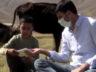 THY, Ağrı'da uzaktan eğitim gören çocuklara tablet dağıttı
