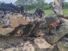 Venezuela ordusu illiegal uçağı düşürdü