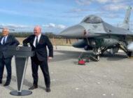 ABD, Bulgaristan'a F-16 hibe ettiğini açıkladı