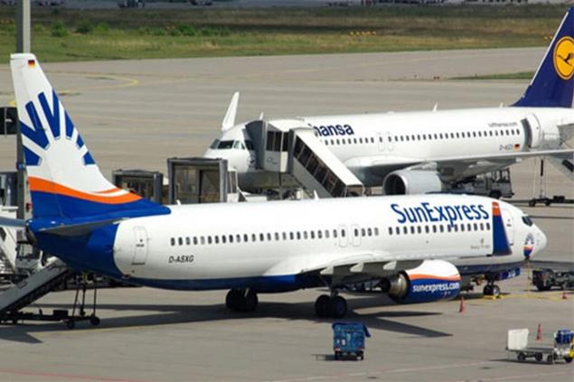 SunExpress, Lufthansa ile codeshare anlaşmasını genişletiyor