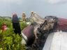 Peru'da Aer Caribe Havayolları'nın kargo uçağı inişte kırıma uğradı
