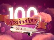 Qatar Airways uçuş ağını 100 noktaya çıkarıyor