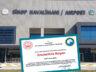 """Sinop Havalimanı'na """"Erişilebilirlik Belgesi"""" verildi"""