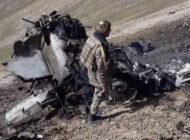 Azerbaycan, Ermenistan'a ait Su-25 savaş uçağını düşürdü.