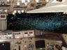United Airlines uçağının kokpit camı çatlayınca geri döndü