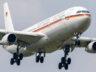 Merkel'in yeni uçağı test uçuşlarına devam ediyor