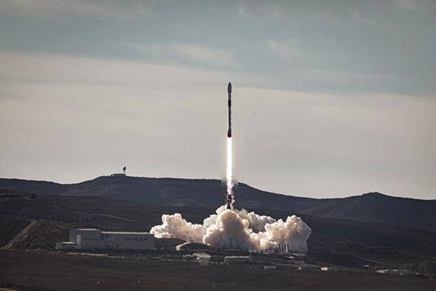 Sentinel-6 Michael Freilich uydusu uzaya gönderildi