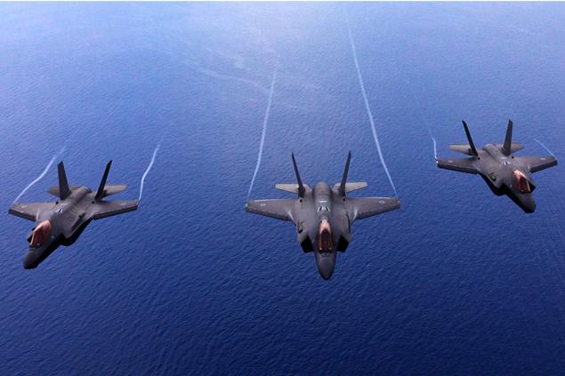 Avustralya F-35'lerin operasyonel olduğunu duyurdu