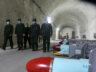 İran yeraltı füze üssünün görüntülerini paylaştı