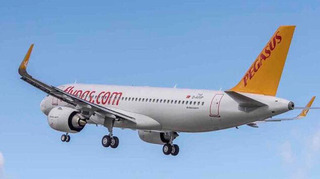 Pegasus'un SGH-Iğdır uçuşları yolcu bekliyor