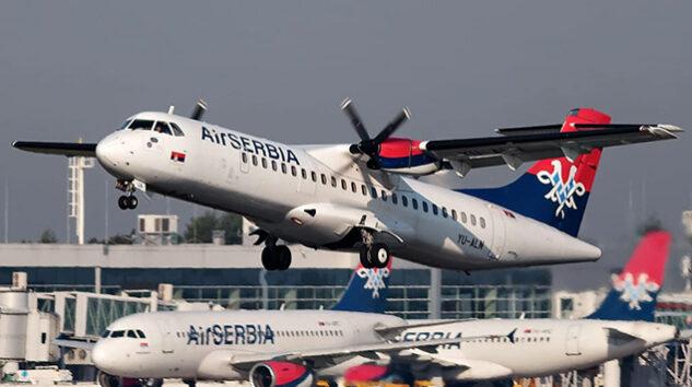 Air Serbia 36 yıl sonra Cenevre uçuşlarına başladı