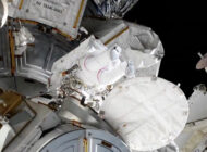 NASA astronotları güneş panelini 7 saatte tamir etti