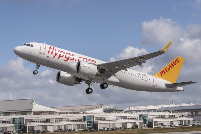 Pegasus, IATA'ya Uyumlu Avrupa'da 8. Havayolu Oldu
