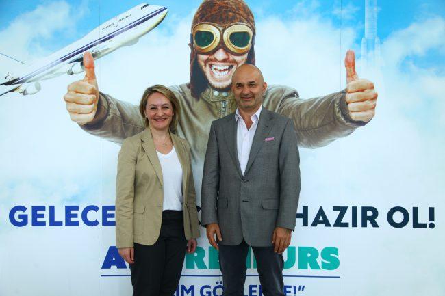 """""""Airpreneurs"""" kazananları büyük finalde belirlendi"""