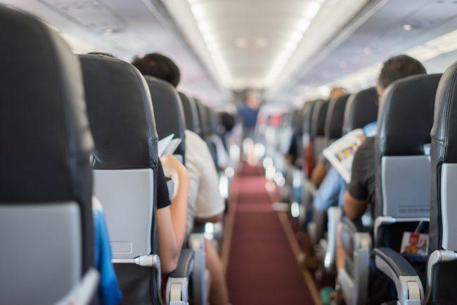 İngiliz pilotlardan yolculara ayakkabı uyarısı