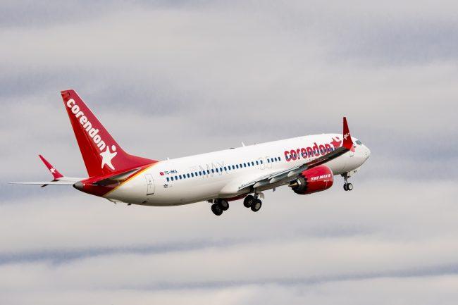 Corendon Airlines 27 Haziran'da uçacağını açıkladı