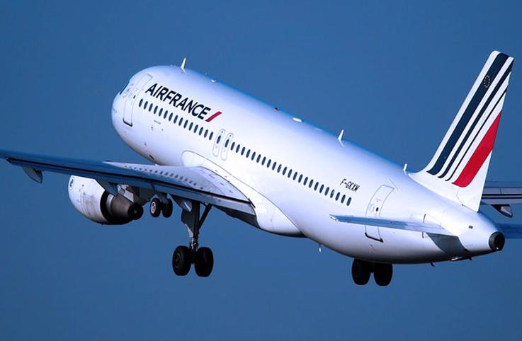 Air France ırkçılık suçlaması