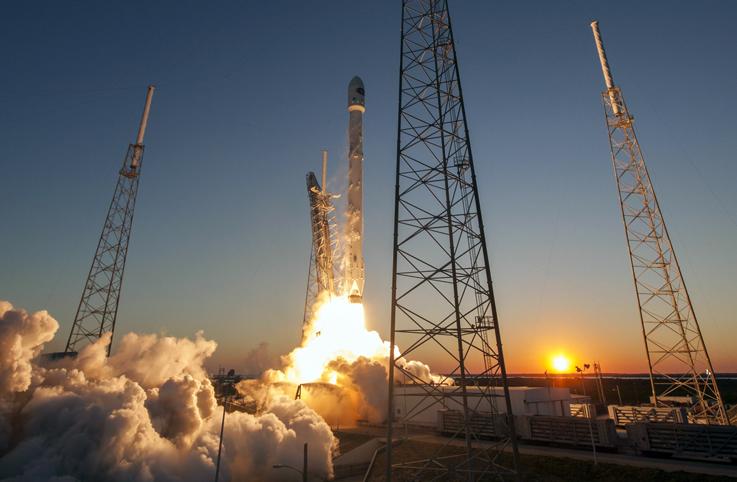 SpaceX, Falcon 9 roketlerinden birini 8. kez kullandı