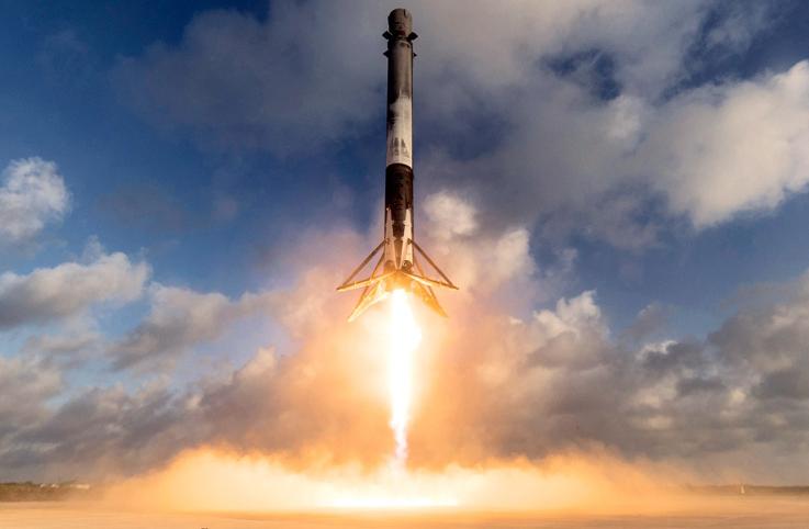 """Rusya, """"Spacex'in geri dönüşümlü roketi bizim teknolojimize ait"""""""