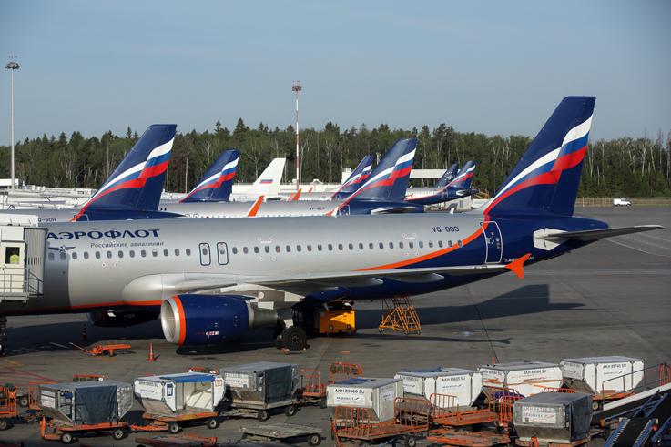Rus Aeroflot Türkilye ile 4 ülkeye sınırlama getirdi