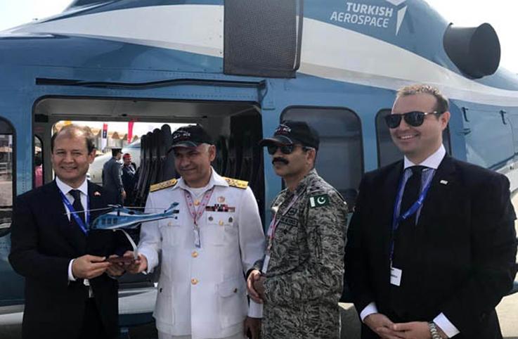 T625 HelikopteriBahreyn'de görücüye çıktı
