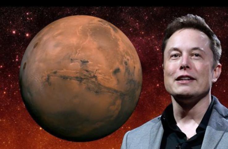 Elon Musk, Mars ile ilgili açıklama yaptı