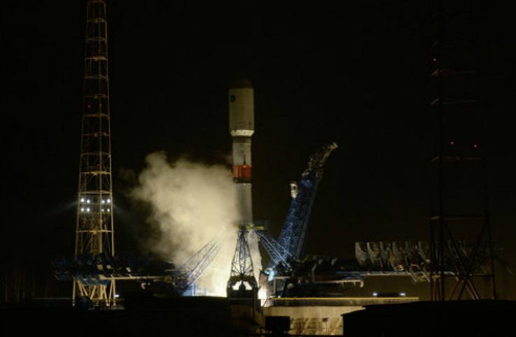 Rusya navigasyon uydusunu uzaya gönderdi