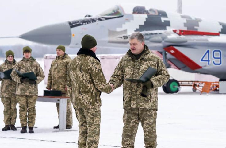 UkrOboronProm, yenilenmiş uçak ve helikopterleri orduya teslim etti