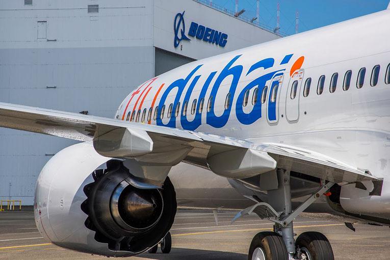 Flydubai B737 MAX krizini çözüyor