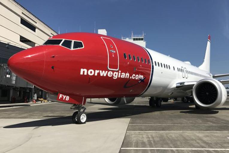 Norwegian Air'den Boeing'e tazminat davası
