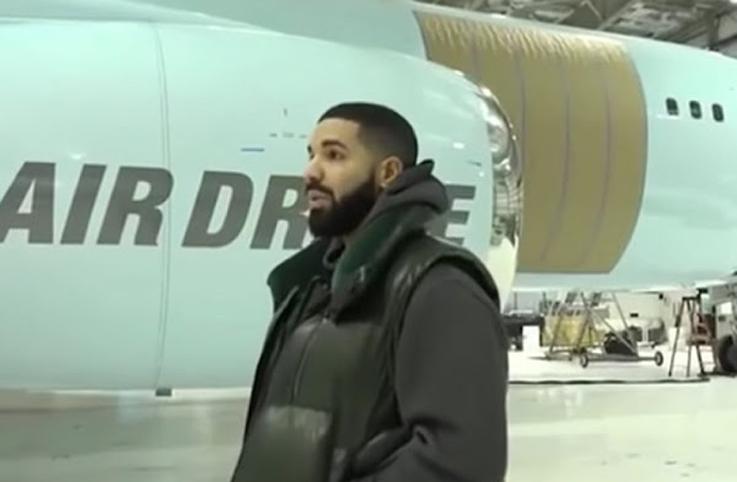 Kanadalı şarkıcının özel uçağı