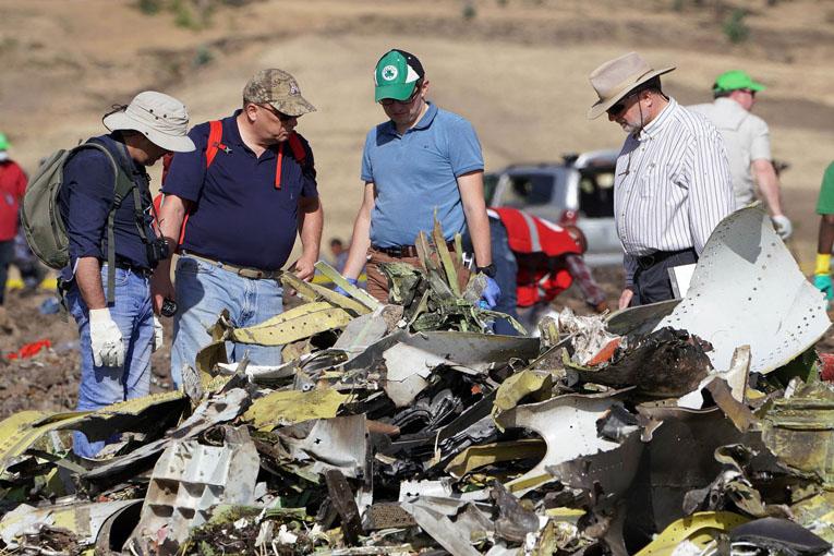 Boeing'in B737 MAX kaza raporlarını sakladığı iddiası