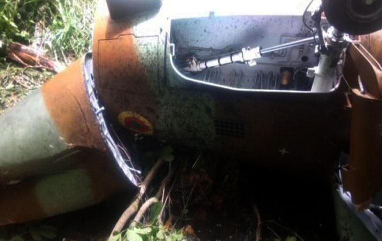 Kamerun'da Harbin Z-9WE Haitun düştü