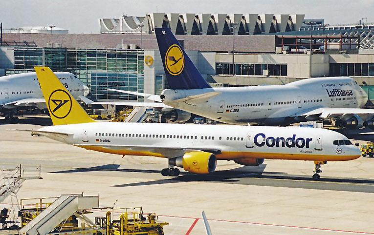 Lufthansa'dan Condor için Thomas Cook'a teklif