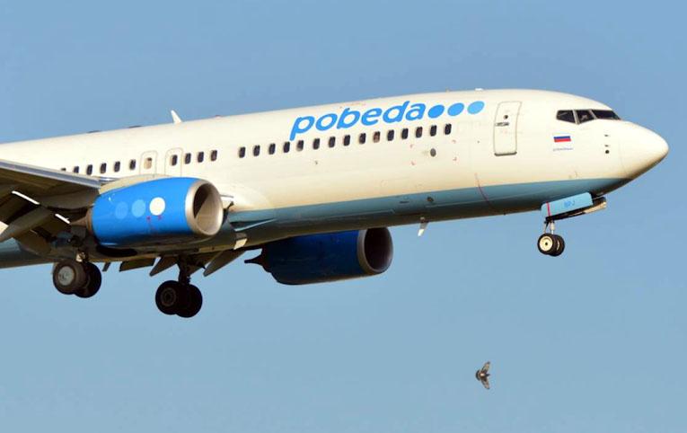 Pobeda'nın B737'si Moskova'ya acil indi