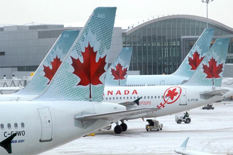 Air Canada ABD uçuşlarını 22 Mayıs'a kadar durdurdu