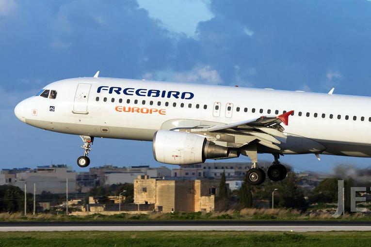 Freebird Airlines, Antalya-Tahran charter uçağını açıkladı