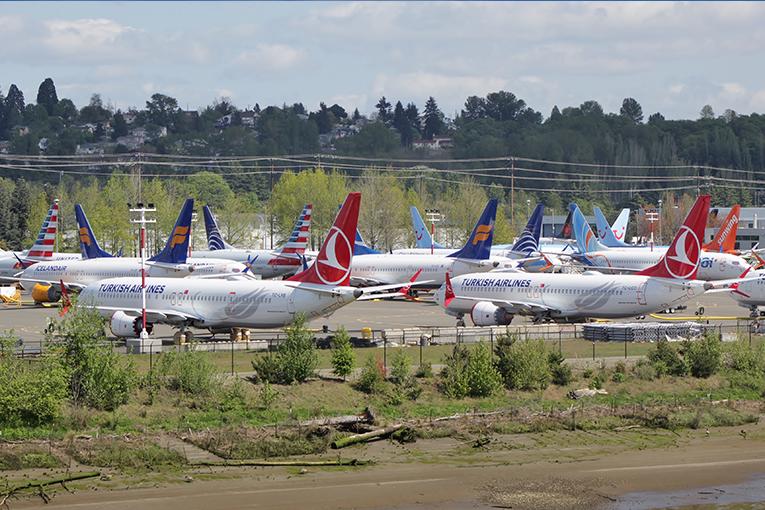 SHGM, B737 MAX uçaklarının uçmasıyla ilgili açıklama yaptı