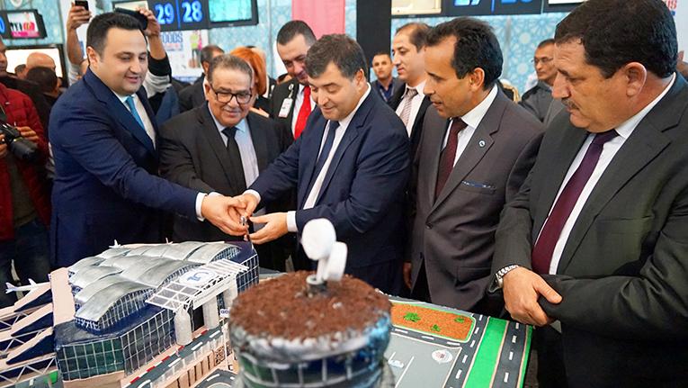 TAV, Tunus'ta Enfidha Hammamet Havalimanı'nın 10. yılını kutladı