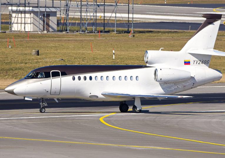 ABD, PDVSA'nın 15 uçağını kara listeye aldı