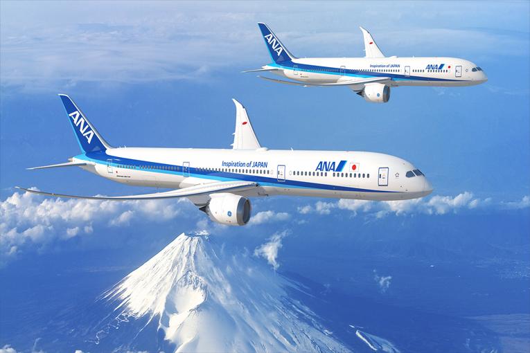 ANA Holdings uçak filosunu genişletiyor