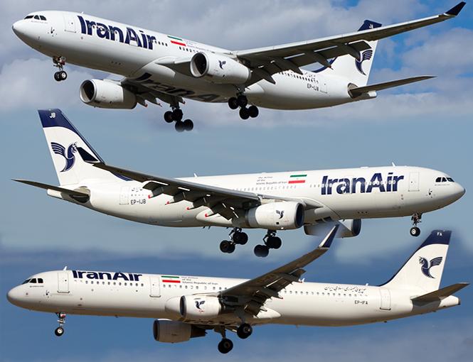 EASA, bu üç uçağın Avrupa'ya girişini yasakladı