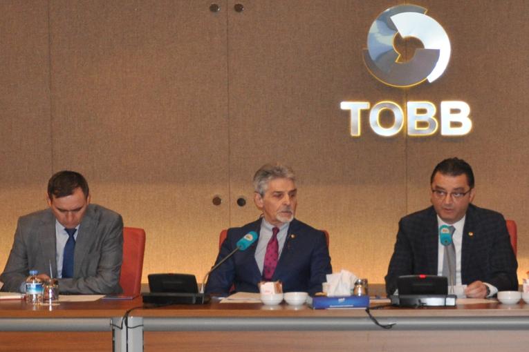 Teoman Tosun Yeniden TOBB Sektör Başkanı Seçildi
