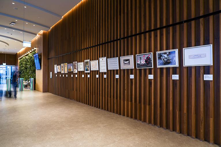 İstanbul Bienali'nin 30. Yıl Özel Projesi, IST'de sergileniyor