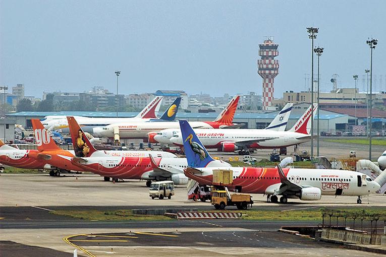 Hindistanbugünden itibaren tüm uçakları yere indiriyor