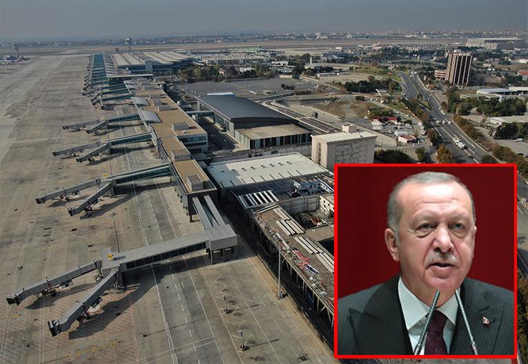 Atatürk Havalimanı, 1000 odalı hastaneye çevriliyor