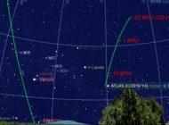 Kuyruklu yıldız, C/2019y4 Atlas Mayıs'ta gözle görülecek